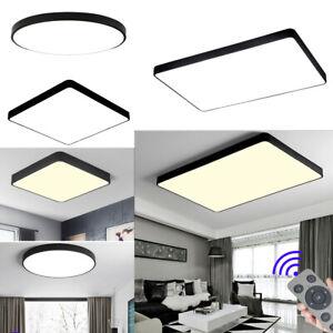 36W-72W LED Deckenleuchte Badleuchte Deckenlampe Wohnzimmer Küche Panel Lampe