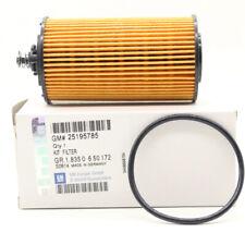 Chevrolet Buick Engine Oil Filter Kit 25195785