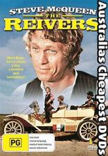 The Reivers DVD NEW, FREE POSTAGE WITHIN AUSTRALIA REGION 4
