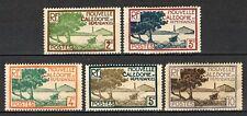 Nouvelle Caledonie, 1928 Landscapes (MH) #500