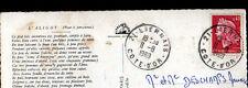 LIERNAIS (21) l'ALIGOT / RECETTE au FROMAGE d'Emilie BERNARD en 1969