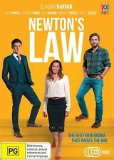 Newton's Law (DVD, 3-Disc Set) Like New ABC, Free Postage, Newtons, R4