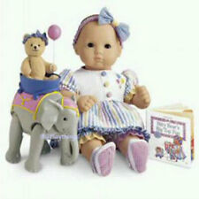 American Girl Bitty Baby Pleasant Company 1999 Circus Set Displayed Only PC