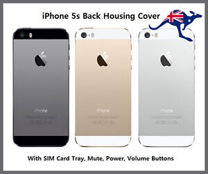 Apple iPhone 5s Back Cover Housing Replacement