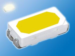 Weiß LW M673-R1-NL-0-10 112mcd SMD LED NEU 120° 50 x Mini TOPLED
