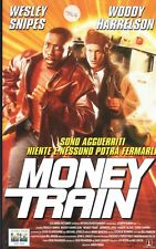 Money Train (1995) VHS Columbia Wesley Snipes