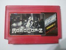 Robocop 1 and Robocop 2 games Ultra RARE Famicom Famiclone Nes Cartridges