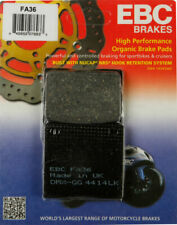 EBC Organic OE Quality Replacement Brake Pads / One Pair (FA36)