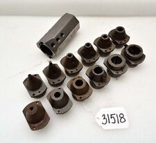 Devlieg micropoint microbore adapter kit (Inv.31518)