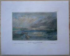 1837 Meyer print SAIDA SIDON, LEBANON (#4)