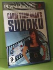 Jeu Playstation 2 Ps2 Carol Vorderman's Sudoku