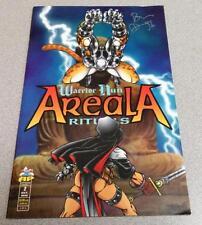 Warrior Nun Areala: Rituals #2 - Signed By Ben Dunn