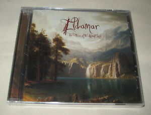 Eldamar - The Force Of The Ancient Land CD caladan brood summoning agalloch saor