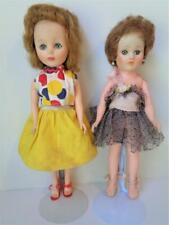 "Vintage 1950s Horsman Cindy American Character Toni 10"" Fashion Dolls Ballerina"
