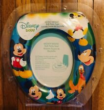Disney Mickey Mouse Boys Baby Toddler Soft Potty Training Toilet Seat