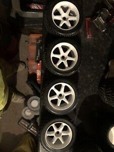 Hobao Hyper St Pro Wheels 1/8 Truggy Buggy