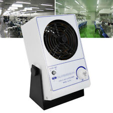 Static Electricity Eliminator Pc Ionizing Air Blower Ion Fan Anti-Static Ionizer