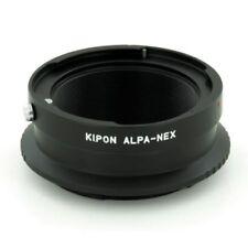 Kipon Alpa Mount Lens to Sony E-mount NEX-3 NEX-5 Camera Body Adapter, US Seller