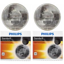 Philips High Low Beam Headlight Light Bulb for Porsche 944 912 924 914 930 yx