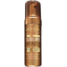 L'Oréal - Sublime bronze Golden Mousse autobronzante Hâle doré corps - 150ml