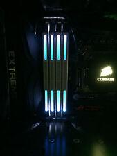 Corsair Dominator Platinum Light Bar LENSES ONLY.  **BLUE**