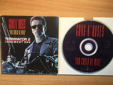 """GUNS N ROSES -""""YOU COULD BE MINE""""-RARE U.S. PROMO ONLY CD 1991-+""""Civil War"""" NEW"""
