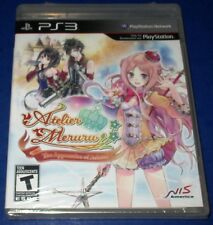 Atelier Meruru: The Apprentice of Arland PS3 w/ Artbook! *New-Sealed-Free S&H!
