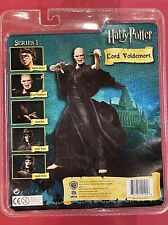 NECA Reel Toys NECA Lord Voldemort Harry Potter Series 1 Figure Wand Base New