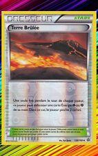 Terre Brûlée Reverse - XY5:Primo Choc - 138/160 - Carte Pokemon Neuve Française