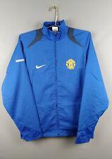 Manchester United jacket M training Full Zip soccer football Nike ig93