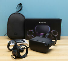 Oculus Quest 128GB VR Headset - Black With Travel Case & Extras