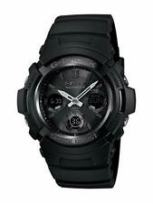 Casio G-Shock AWG-M100B-1A Men's Solar Watch Black