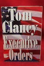 Tom Clancy - 1996 Executive Orders