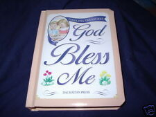 God Bless Me childrens book 2004 simple prayers for children to learn NEW