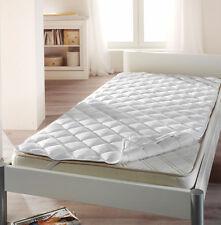 2er Set Microf. Unterbett/Matratzenauflage 180x200cm #399058 Allergiker geeignet
