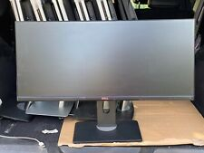 "Dell U2913WMt 29"" Ultra Wide Gaming Monitor With Stand And Cables"