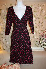 Per Una Viscose Midi Spotted Dresses for Women