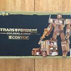 Masterpiece Transformers Golden Lagoon Convoy (Optimus Prime), NEW!  US SELLER!