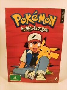 Pokemon - Indigo League: Season 1 (DVD, 2010, 6-Disc Set)
