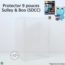 POP PROTECTOR SULLEY & BOO SDCC 9 pouces 9 INCH PROTECTION FUNKO Vinyl Box Case