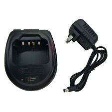 Desktop AC Battery Charger 100V-240V for Wouxun walkie talkie KG-UV6D KG-UVD1P