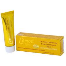 Lemon Glow Ultimate Lightening Cream Tube 1.7oz w/Free Nail File