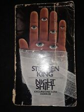 Night Shift Stephen King First Signet Edition 1979 mmpb PaperBack novel tpb pb