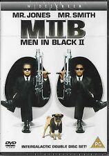 MEN IN BLACK II<>DVD<>DOUBLE DISC SET<>NEW / SEALED