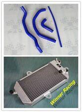 aluminum radiator + silicone hose Yamaha Banshee 350 YFZ350 1987-2006
