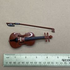 "1/6 Scale Parts for Vintage Style 12"" Figure Phantom of the Opera Violin"