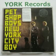 PET SHOP BOYS - New York City Boy - Excellent Con CD Single Parlophone CDRS 6525