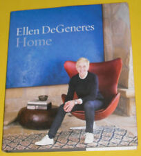 Home – Ellen DeGeneres 2015 First Edition NEW Great Pictures! Nice See!