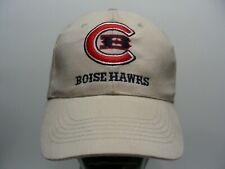 BOISE HAWKS - MiLB - CHICAGO CUBS AFFILIATE - ADJUSTABLE PROMO BALL CAP HAT!
