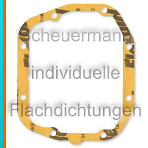 Differentialdeckel-Dichtung For BMW E23 728-745,E24 635,E28 535,M5, Type 210